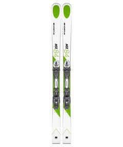 "Skier ""MX 84"" inkl. Bindung ""K12 CTI +  Brake"""