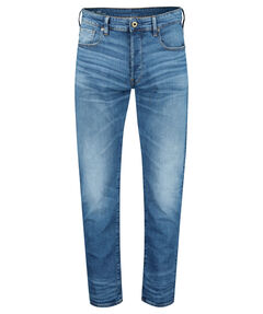 """Herren Jeans """"3301 Straight Authentic Faded Blue"""" Straight Tapered Fit"""