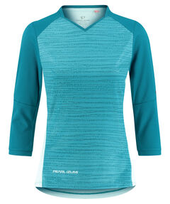 "Damen Radsport-Shirt ""Launch"" 3/4-Arm"