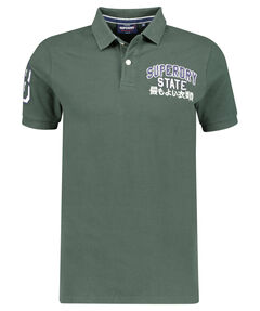 "Herren Poloshirt ""Classic Superstate"" Kurzarm"