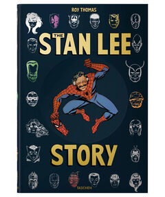 """Buch """"The Stan Lee Story"""""""