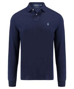 "Herren Poloshirt ""Prl App Sportswear"" Custom Slim Fit Langarm"