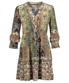 "Damen Kleid ""Viva Paisley Volant Dress"""