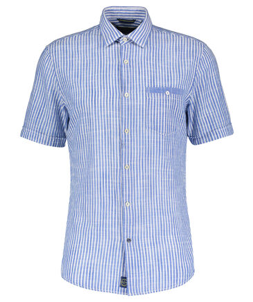 Pierre Cardin - Herren Hemd Modern Fit Kurzarm