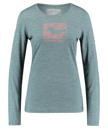 Ortovox - Damen Shirt Langarm