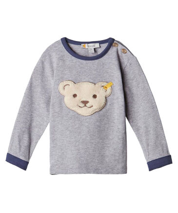 Steiff - Jungen Baby Shirt Langarm