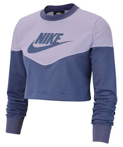 "Damen Sweatshirt ""Heritage"" Cropped"