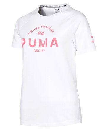 """Puma - Damen T-Shirt """"XTG Graphic Top"""" Slim Fit"""