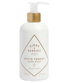 "entspr. 90 Euro/ 1.000ml - Inhalt: 250ml Seife ""White Forest"""