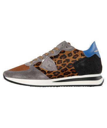 """Philippe Model - Damen Sneaker """"TropezX Leopard"""""""