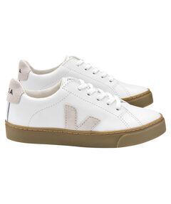 "Kinder Sneaker ""Esplar Extra White Natural Sole"""