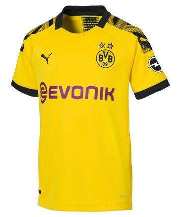 """Puma - Jungen Fußballtrikot """"BVB Home Shirt"""" Kurzarm - Replica"""