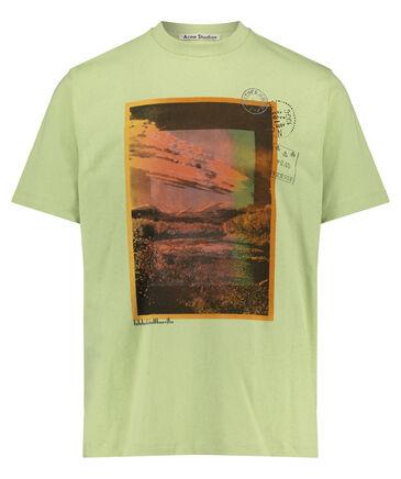 """Acne Studios - Herren T-Shirt """"Jaceye Sweden"""""""