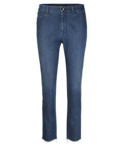 Damen Jeans Slim Fit Cropped