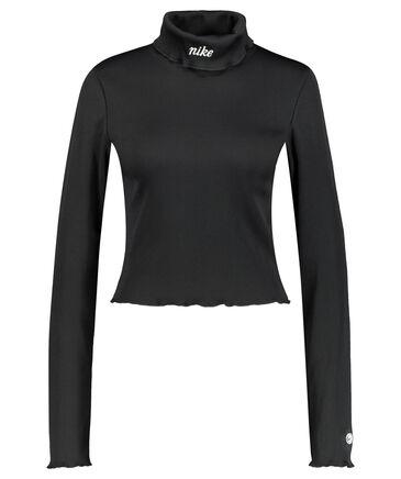 Nike Sportswear - Damen Rollkragenshirt Langarm