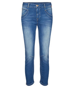 "Damen Jeans ""Naomi Sateen"" Cropped"