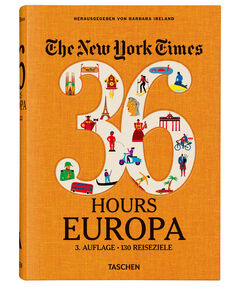 "Buch ""NYT 36 Hours Europa"""