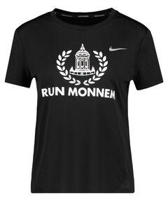 """Damen Running Shirt """"Run Monnem"""""""
