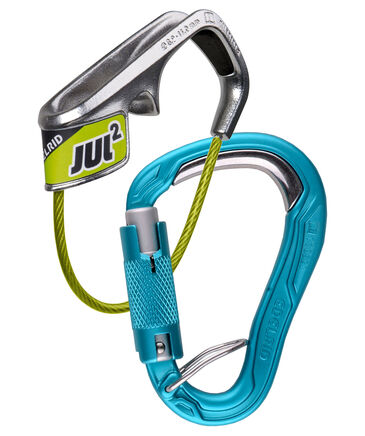 "EDELRID - Karabiner ""Jul 2 Belay Kit Bulletproof Triple"""