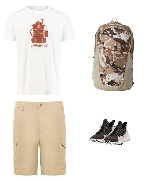 Outfit - Live simply
