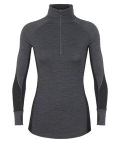 "Damen Funktionsunterhemd ""Bodyfitzone 260 Zone Long Sleeve Half Zip"""