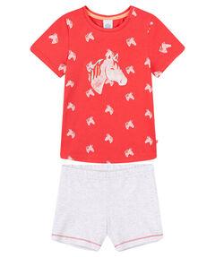 Mädchen Kleinkind Pyjama zweiteilig