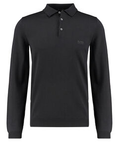 "Herren Poloshirt ""Bono-L"" Regular Fit Langarm"