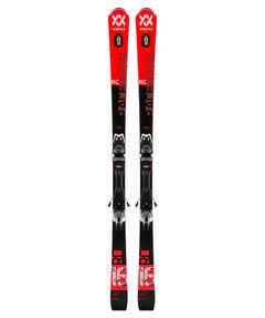 "Skier ""Racetiger RC Red"" inkl. Bindung ""vMotion 11 GW"""