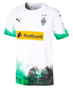"Kinder Fußballtrikot ""Borussia Mönchengladbach Heimtrikot"" Kurzarm - Replica"