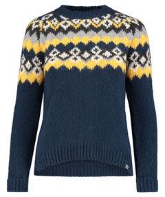 "Damen Pullover ""Savanna Yoke Jacquard Knit"""