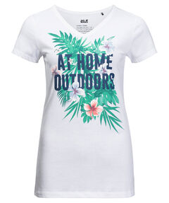 "Damen Outdoor-Shirt ""At Home T Women"" Kurzarm"