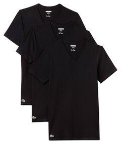 Herren T-Shirt Slim Fit 3er-Pack