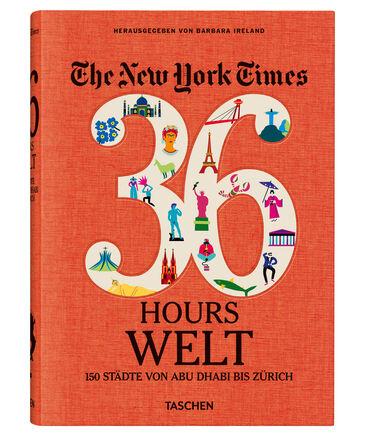 """TASCHEN - Buch """"NYT. 36 Hours. World. 150 Städte von Abu Dhabi bis Zürich"""""""