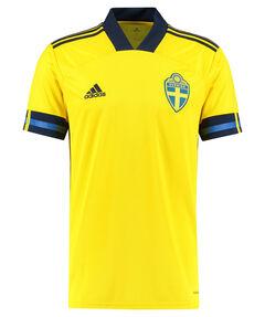 """Herren Fußballtrikot """"2021 Sweden Home Jersey"""""""