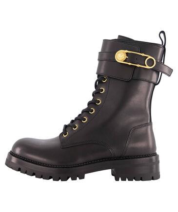 "Versace - Damen Combat Boots ""Safetypin"""
