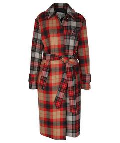 """Damen Mantel """"Icon Wool Blend Check"""""""