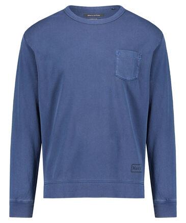 Marc O'Polo - Herren Sweatshirt Relaxed Fit