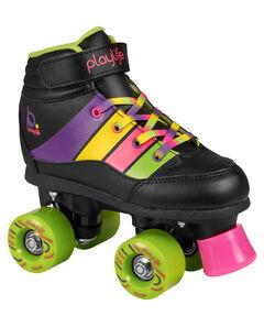 "Kinder Rollerskates / Rollschuhe ""4 Wheeler Kids Groove Black"""
