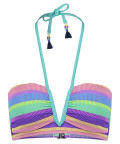 """Damen Bikini Oberteil """"Baja Stripe V-Wire Halter"""""""