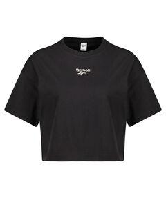 Damen T-Shirt verkürzt