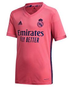 "Kinder Real Madrid Fußballtrikot ""20/21 Stadium Away"" Kurzarm"