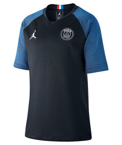 "Kinder Fußballtrikot ""PSG Breathe Strike Fourth"" Kurzarm"