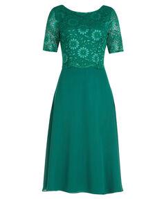 Damen Kleid Halbarm