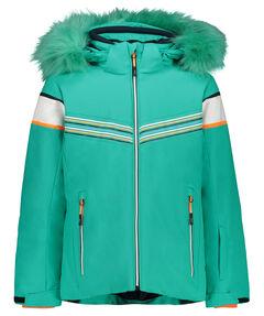 Kinder Mädchen Ski Jacke mit Kapuze