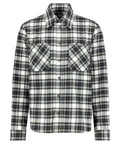 """Herren Hemd """"Logo Allover Check Flannel"""""""