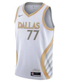 "Herren Basketballtrikot ""Luka Dončić NBA Swingman Jersey Dallas Mavericks City Edition"""
