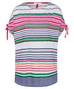 """Damen Leinen-Shirt """"Rachel"""" Kurzarm"""