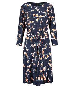 Damen Jerseykleid 3/4-Arm - Plus Size