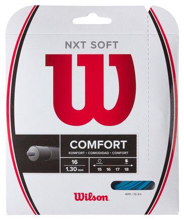 """Wilson - Tennissaiten """"NXT Soft 16 Blue"""""""