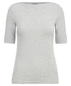 Damen Shirt Kurzarm Slim Fit